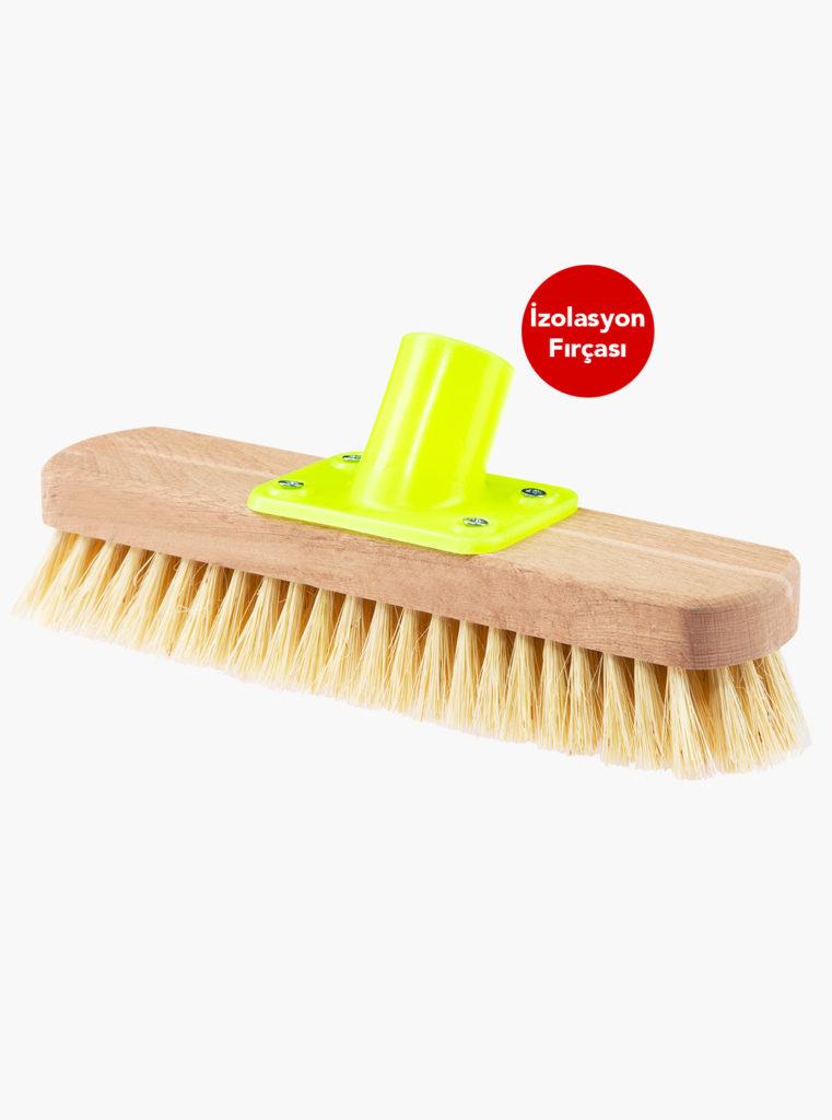Ahşap Kıl Badana Fırçaları