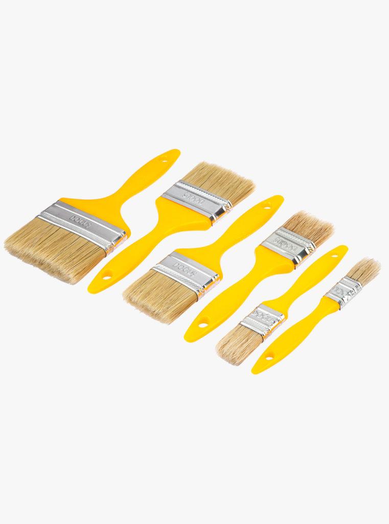 Plastik Saplı Kestirme Fırçaları